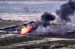 """أذربيجان تعلن """"حالة الحرب"""" إثر اشتباكات حدودية مع أرمينيا"""