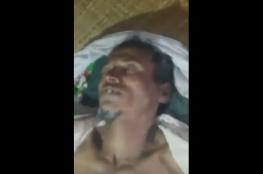 جيش ميانمار يقتل مسلماً رهنجياً رفض العمل بدون أجر
