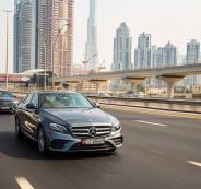 Mercedes E 300 Autonomous Drive - 1