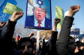 العالم ينتفض نصرة لمدينة القدس ورفضاً لقرارات ترامب