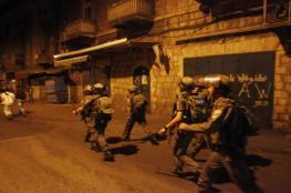 الاحتلال يعتقل 4 مواطنين بالضفة والقدس
