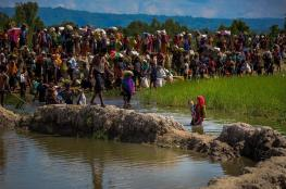رايتس ووتش: ميانمار أحرقت 288 قرية لمسلمي الروهينغا