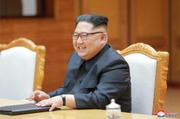 طعام زعيم كوريا الشمالية يسبقه إلى سنغافورة عبر طائرة شحن