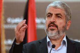 مشعل للاسرى : لن يطول الوقت حتى نجبر الاحتلال على تحريركم
