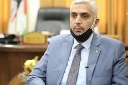 معروف يتحدث لشهاب عن الحالة الوبائية والإغلاق وجهود تحسين واقع الموظفين بغزة