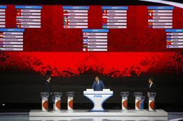 """""""الفيفا"""" يكشف طريقة سحب قرعة مونديال روسيا 2018"""
