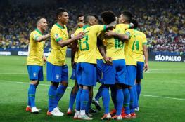 البرازيل تسحق بيرو بخماسية وتتأهل لربع النهائي
