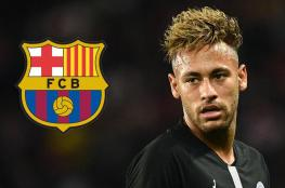 نيمار لم يتخل عن حلم العودة إلى برشلونة