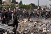 مقتل ضباط سوريين كبار باستهداف مركزيْ أمن بحمص