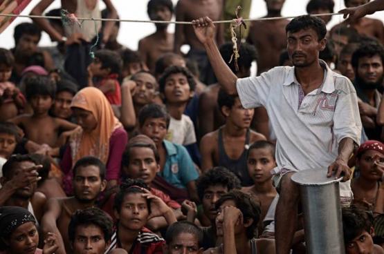 بريطانيا: مجلس الأمن قلق للغاية إزاء أوضاع الروهنغيا في ميانمار