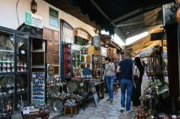 """البوسنة.. سوق """"باش شارشي"""" يحتفظ بالطابع العثماني بين زقاقه"""