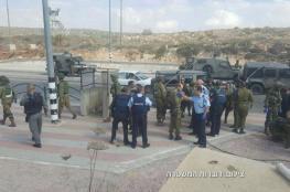 استشهاد فتى فلسطيني بزعم تنفيذه عملية طعن جنوب نابلس