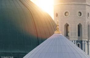 صورللمسجد النبوي التقطها المصور مدني سندي