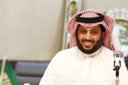 """أول تعليق من تركي آل الشيخ على حريق """"أرامكو"""" بمدينة بقيق السعودية"""