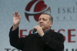 أردوغان يتوقع أن يقر البرلمان إعادة العمل بعقوبة الإعدام عقب الاستفتاء