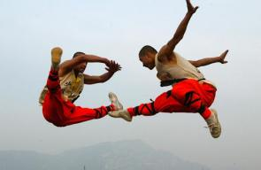 أغرب تدريبات كونغ فو في الصين