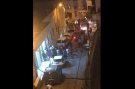 الاحتلال يعتقل والد الشهيد حرباوي بعد اقتحام منزله في العيزرية