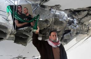 الاحتلال يهدم منزل الشهيد صالح البرغوثي برام الله