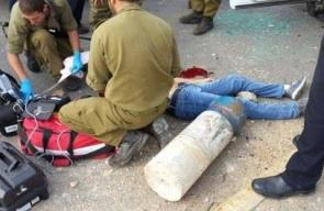 شهيد برصاص الاحتلال وإصابة جندي بعملية دهس جنوب بيت لحم