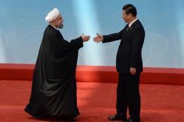 توقيع اتفاق تعاون إستراتيجي بين إيران والصين مدته 25 عاما