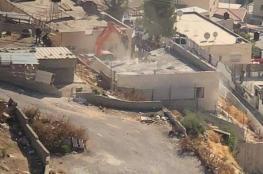 الاحتلال يهدم منزلا في جبل المكبر بالقدس