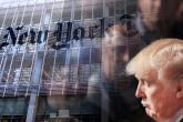 """ترامب يفتح النار على صحيفة """"نيويورك تايمز"""" !"""