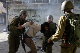 الاحتلال يعتقل ثلاثة مواطنين في كفر نعمة غرب رام الله