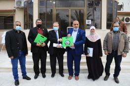 """قائمة """"القدس موعدنا"""" تعقد برنامجًا تدريبيًا لمرشحيها بمدينة غزة"""
