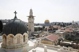 The Israeli occupation seeks to acquire the property of the churches in Old Jerusalem