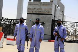تسجيل 3 إصابات جديدة بفيروس كورونا من المحجورين بغزة