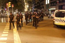 عشرات القتلى والجرحى بعمليات دعس ومداهمات بكتالونيا