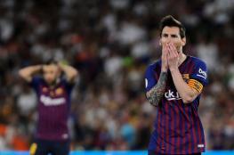 فالنسيا يقهر برشلونة ويُتوّج بطلاً لـكأس ملك إسبانيا للمرة الثامنة
