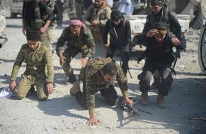 الجيش السوري الحر يحرر مدينة الباب من قبضة تنظيم الدولة شمالي سوريا