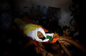قطاع غزة يُشيع جثامين شهداء جمعة