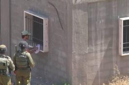الاحتلال يخطر بهدم منازل في العيساوية