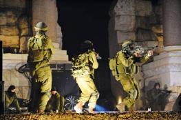 الاحتلال يعتقل 16 مواطناً في حملة مداهمات واسعة بالضفة والقدس
