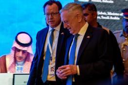 ماتيس يلتقي بوزير الخارجية السعودي ويدعو لتحقيق شامل وشفاف بقضية خاشقجي