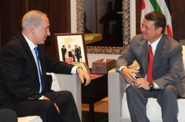 """ملك الأردن يدين عملية الأقصى ويرفض """"العنف"""""""
