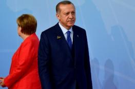 """أردوغان يدعو وزير خارجية ألمانيا إلى """"التزام حدوده"""""""