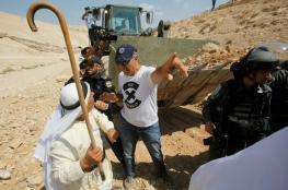 """""""واللا"""": رسالة عاجلة من الجنائية الدولية لـ """"إسرائيل"""" حول الخان الأحمر"""