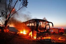 حوار النار في غزة