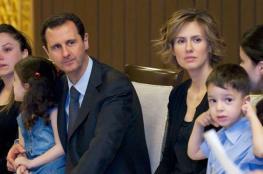 الرئاسة السورية تعلن إصابة أسماء الأسد بمرض خبيث.. وتنشر صورة لها