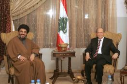 """عون يرد على وصف وزراء الخارجية العرب حزب بالله بـ """"منظمة إرهابية"""""""