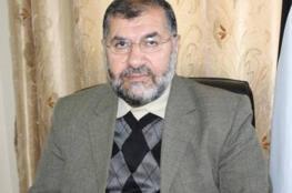 القرعاوي: ثناء عباس على أولمرت إساءة لدماء الشهداء