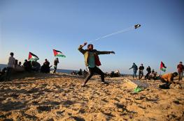 إصابات جراء اعتداء الاحتلال على المسير البحري الـ20 شمال غزة
