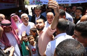 بمشاركة هنية والسنوار.. حماس تدشن أكبر حملة زيارات في قطاع غزة