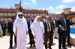 اللجنة القطرية: مستمرون بتدشين مشروعات جديدة في غزة
