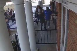 بالفيديو.. طالبة مسلمة تنقذ زملاءها أثناء إطلاق نار بالولايات المتحدة