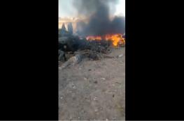 """عشرات القتلى في تفجير مفخخة قرب مدينة الباب بعد ساعات من دحر تنظيم """" الدولة"""""""