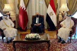 مباحثات مصرية قطرية لتعزيز العلاقات الثنائية